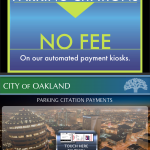 City of Oakland Parking Ticket Payment System